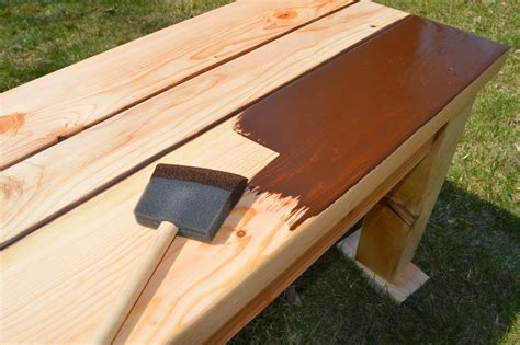 Rustic Garden Table Plans