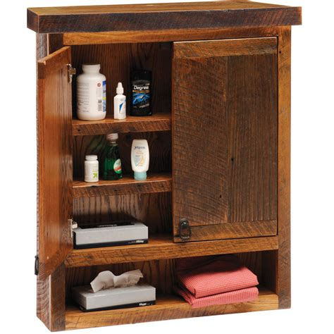 Rustic Golden Toilet Topper Cabinets