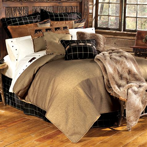 Rustic King Bedding