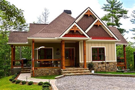 Rustic Lake House Plans With Porches