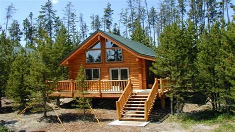 Rustic One Room Cabin Plans