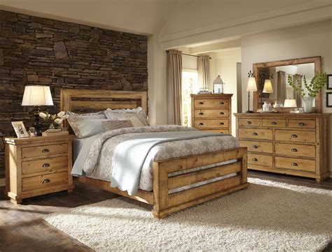 Rustic Pine Bedroom Furniture Plans