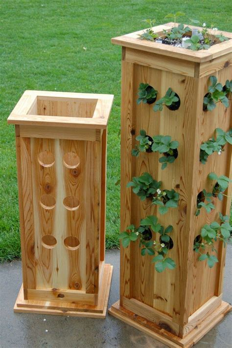 Rustic Planter Box Diy Plans
