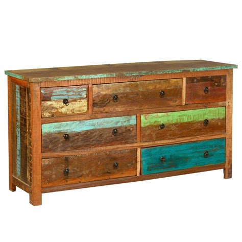 Rustic Wood Chest Designs For Dressers