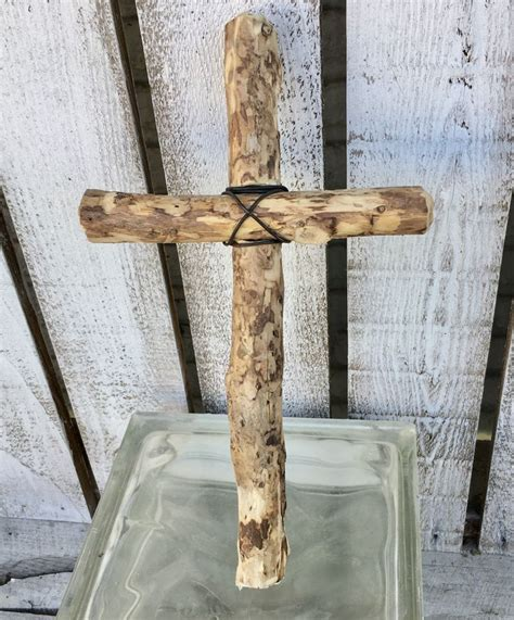 Rustic Wood Cross Hanging Diy Letters