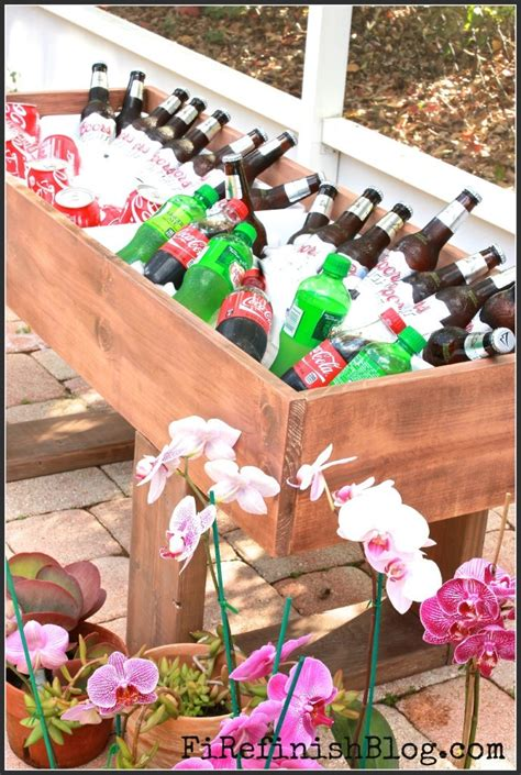 Rustic Wood Finish Diy Fire