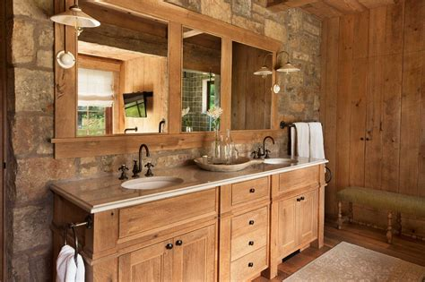 Related image: Rustic Bathroom Design Ideas