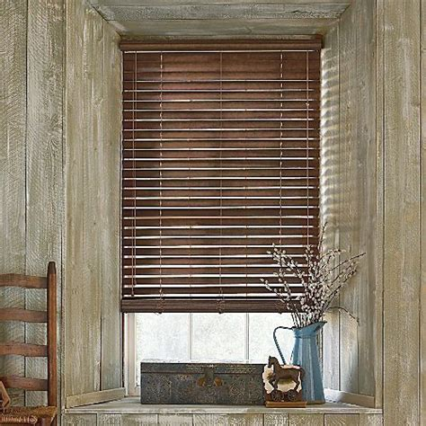 Rustic Wooden Shades