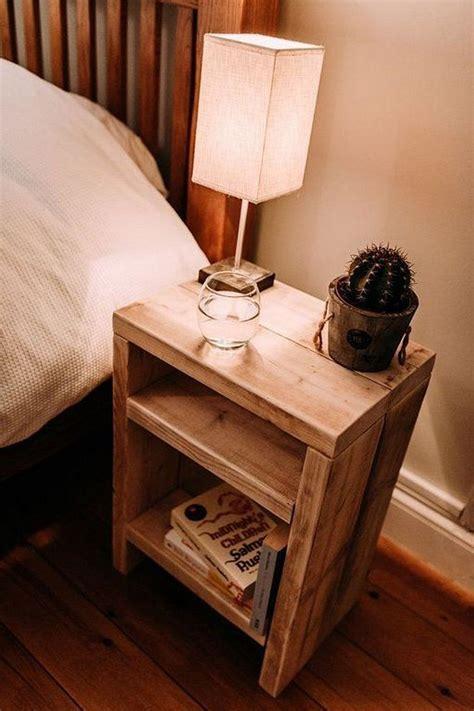 Rustic-Bedside-Table-Diy