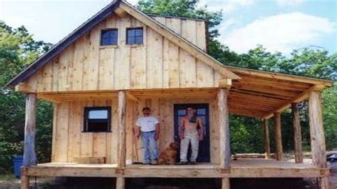 Rustic-Board-And-Batten-House-Plans