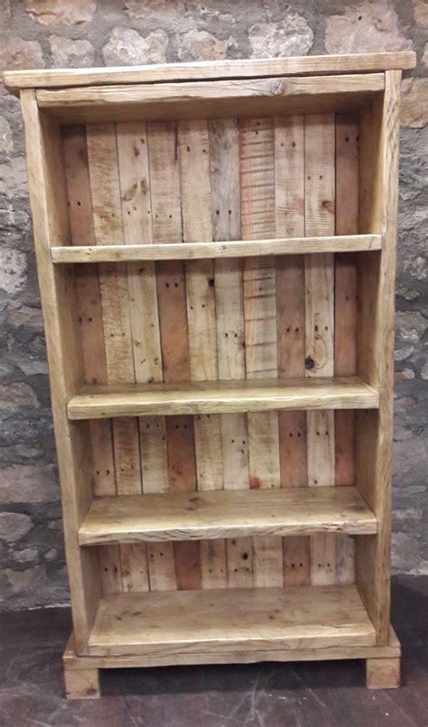 Rustic-Bookshelf-Plans