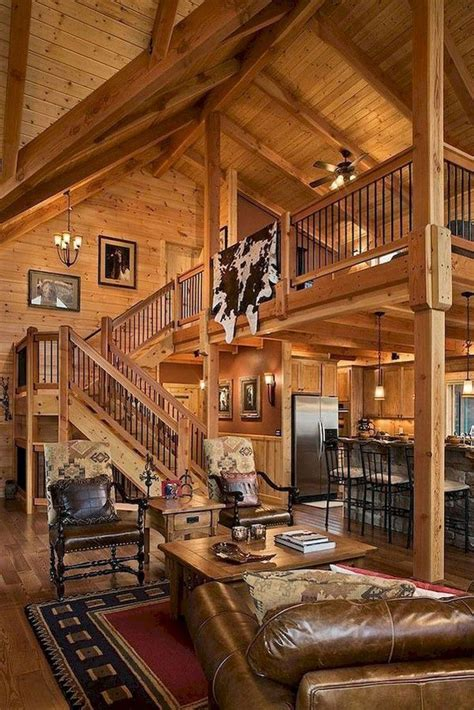 Rustic-Cabin-Plans-With-Loft