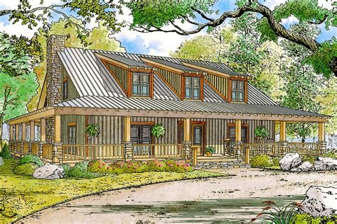 Rustic-Country-Home-House-Plans