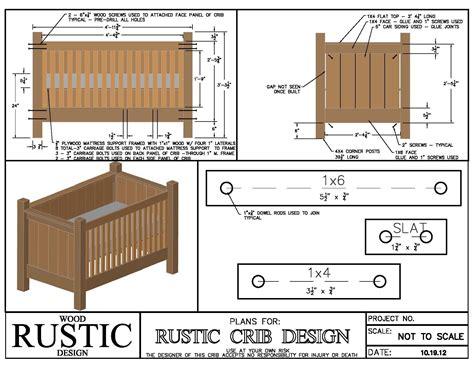 Rustic-Crib-Plans