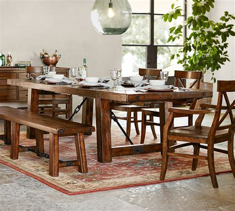 Rustic-Farm-House-Kitchen-Table-Photos