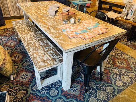 Rustic-Farmhouse-Kitchen-Table-Sets