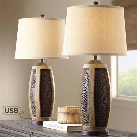 Rustic-Farmhouse-Table-Lamps