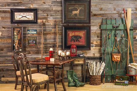 Rustic-Fishing-Cabin-Decor