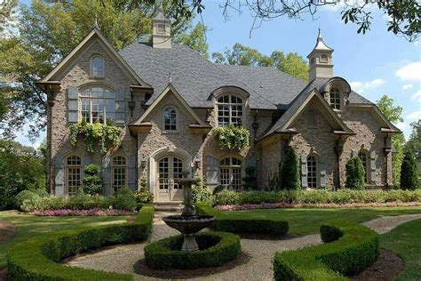 Rustic-French-Country-House-Plans
