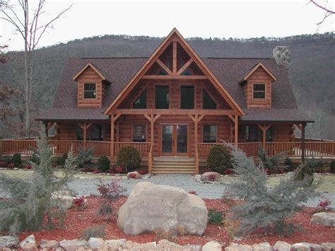 Rustic-House-Plans-With-Wrap-Around-Porch