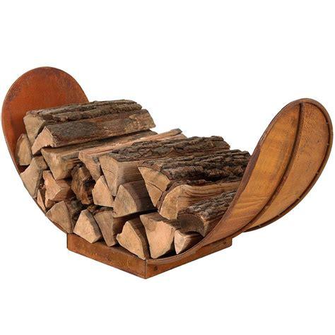 Rustic-Log-Holder
