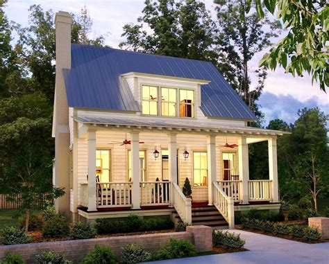 Rustic-Low-Country-House-Plans