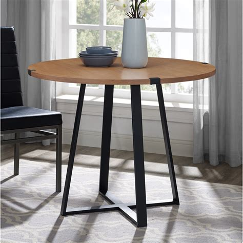 Rustic-Metal-Table