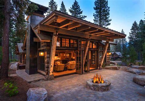 Rustic-Modern-Cabin-Plans