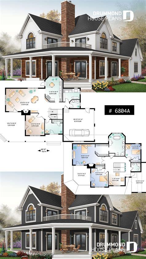 Rustic-Modern-Farmhouse-Floor-Plans