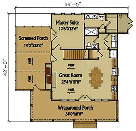 Rustic-Mountain-Cabin-Floor-Plans