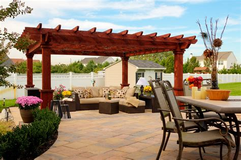 Rustic-Pergola-Photos