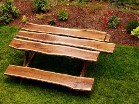 Rustic-Picnic-Tables-Plans