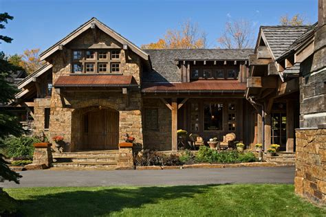Rustic-Stone-House-Plans