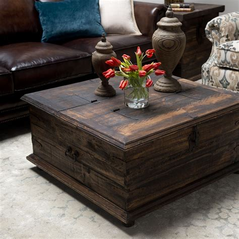 Rustic-Trunk-Coffee-Table-Plans