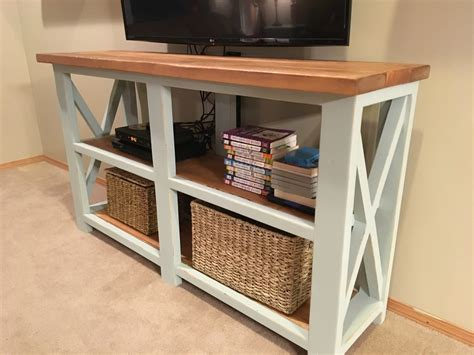 Rustic-Tv-Stand-Ana-White