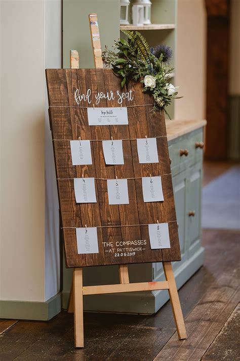 Rustic-Wedding-Table-Plan-Ideas