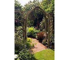 Best Rustic garden trellis designs