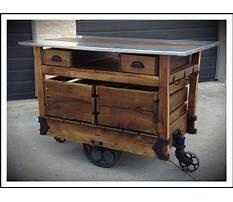 Best Rustic kitchen cart island.aspx