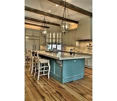 Best Rustic kitchen island top
