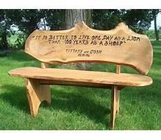 Best Rustic wood bench designs.aspx