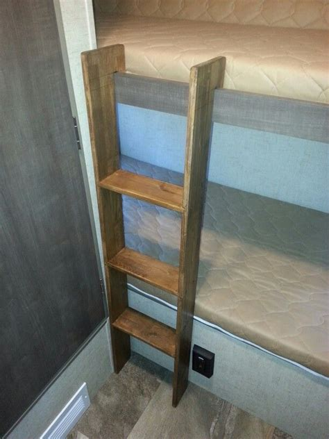 Rv Bunk Bed Ladder Plans
