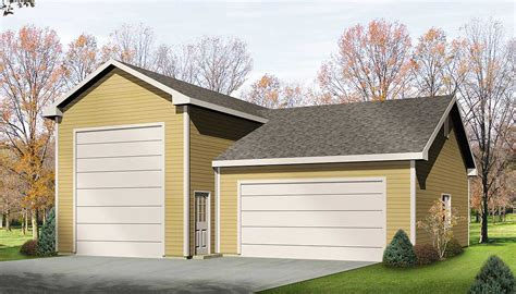 Rv Garage Plans Blueprints Construction Drawings And Details