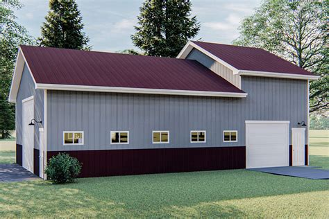 Rv Garage Plans Blueprints Construction Drawings And Specifications