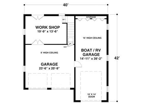 Rv-Garage-Shop-Plans