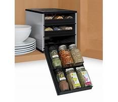 Best Rv wood spice rack