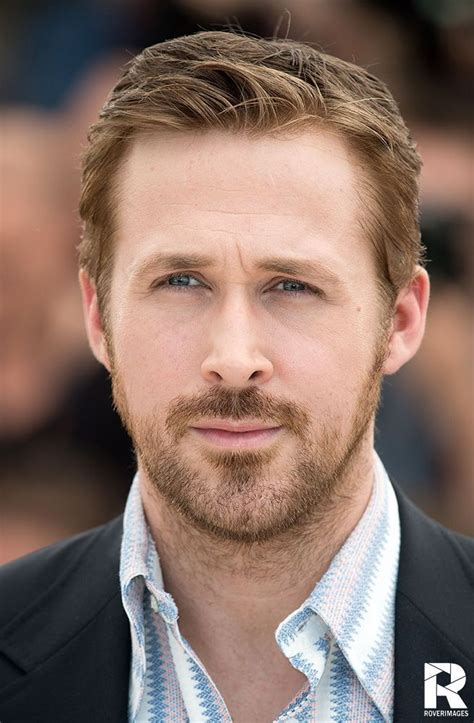 Ryan Gosling Natural Hair Color