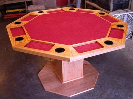 Ryans Poker Table Plans