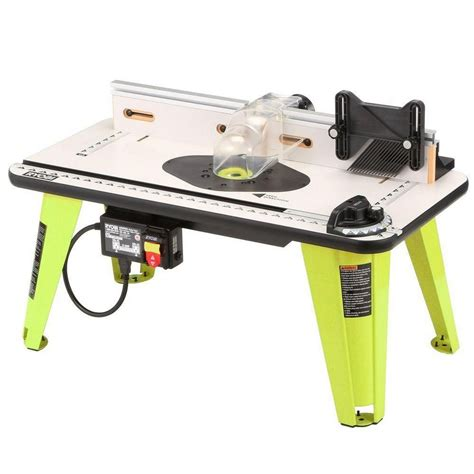Ryobi Wood Router Table Plans