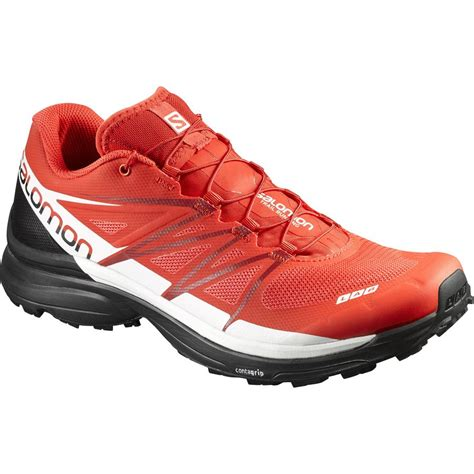 S-Lab Wings 8 Trail Running Shoe - Men's
