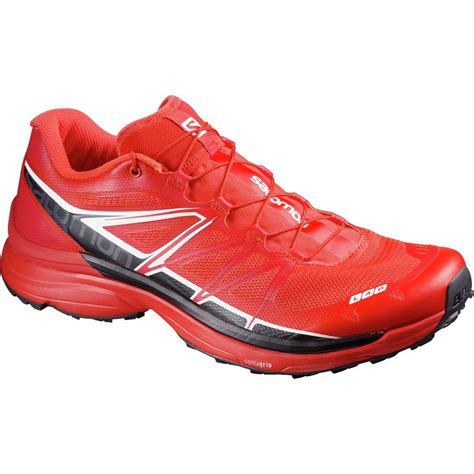 S-Lab Wings Trail Running Shoe - Men's